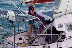 Teen Sailor Jessica Watson Returns To Australia