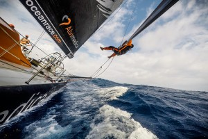 Volvo Ocean Race 2014-15 - Leg 6 to Newport