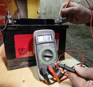 Hur vet man om bilbatteriet är dåligt