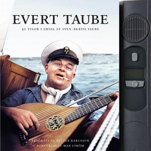 Evert Taube visbok_liten
