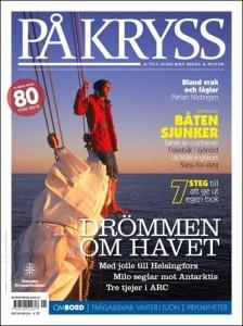 På Kryss 1-2010 omslag