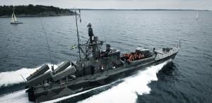 Bild: Föreningen Svenska Robotbåtar